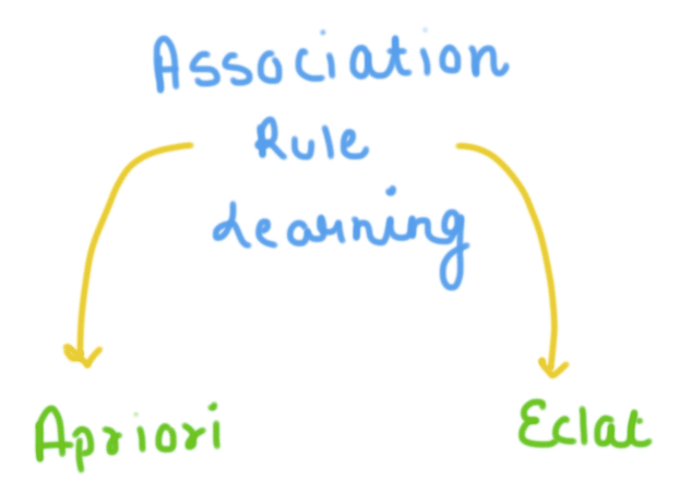 association rule learning