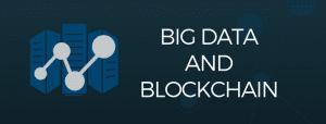big data and blockchain