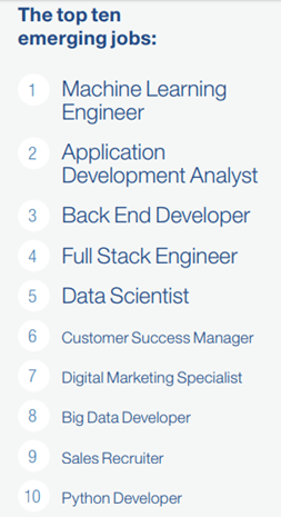 top ten jobs in spark