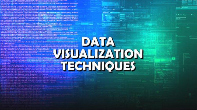data visualisation techniques