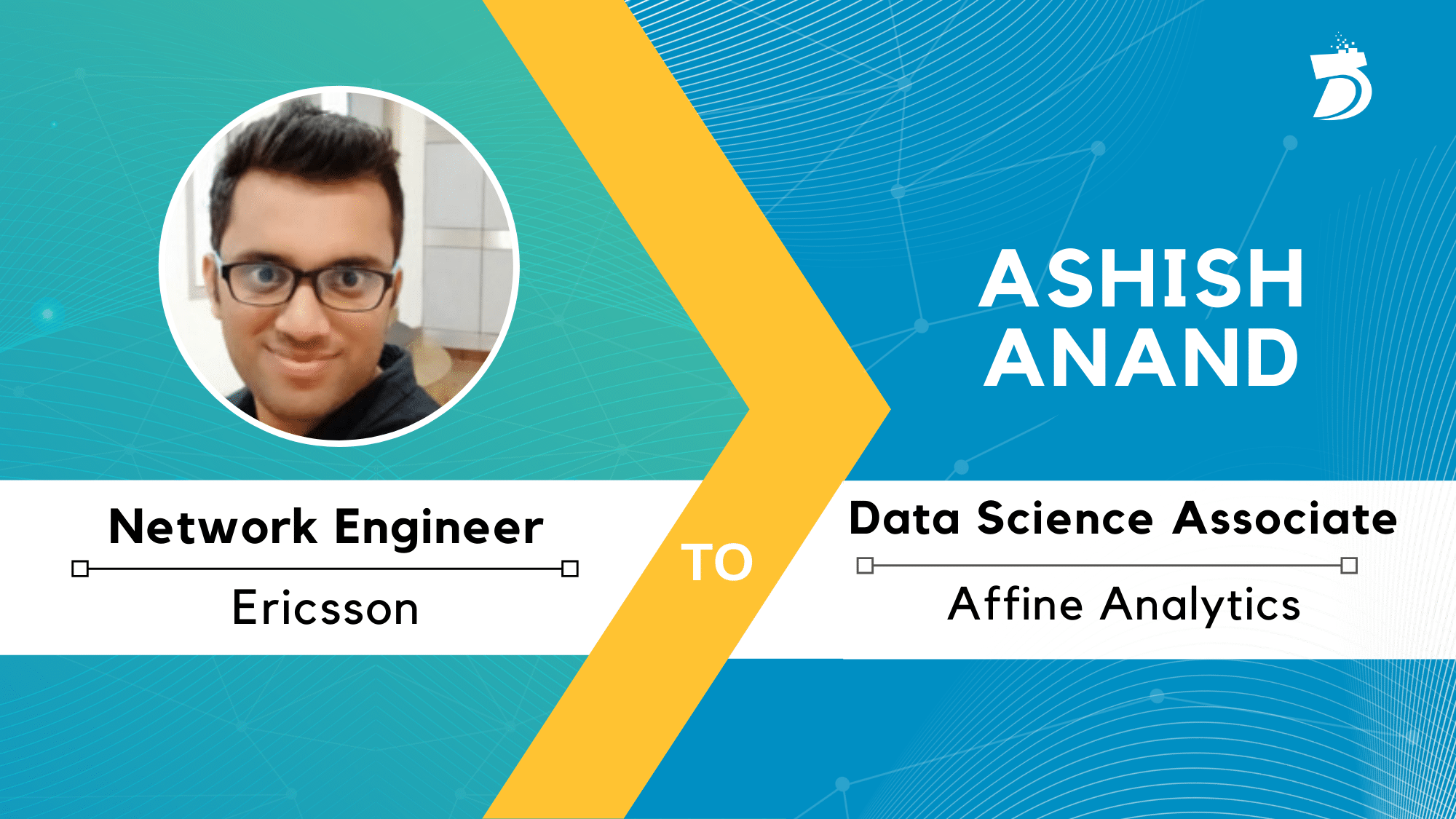 Network Engineer to Machine Learning Engineer